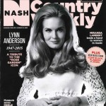 Country Icon Lynn Anderson Enters Top 20 Play MPE Country Charts and Dons the Cover of Nash Country Weekly