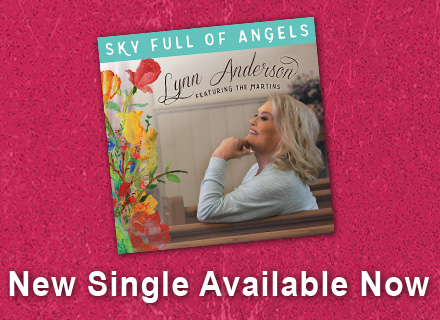 """Lynn Anderson """"Sky Full of Angels (feat. The Martins)"""